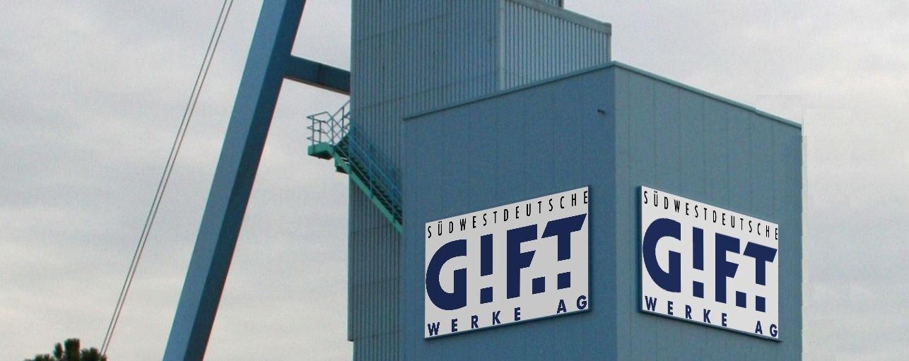Fotomontage SWG Suedwestdeutsche Giftwerke